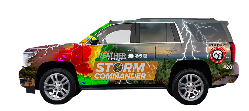 Lyons Roofing Storm Commander